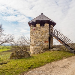 image de Der Hillesheimer Wingertsturm