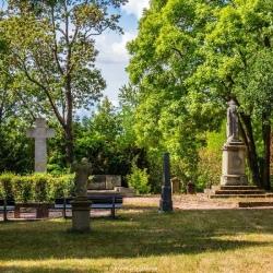 image de Der historische Friedhof